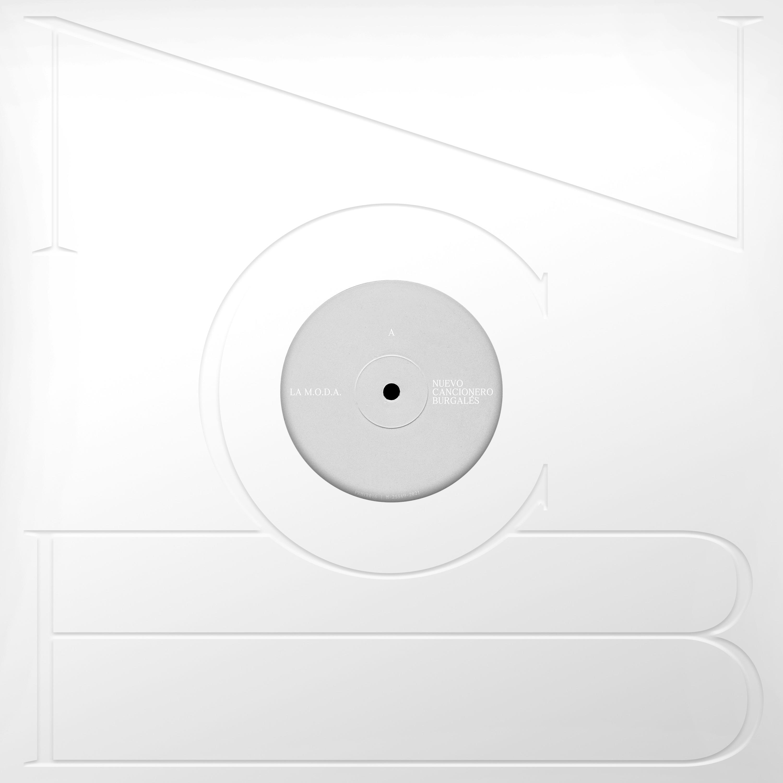Portada nuevo disco, Nuevo Cancionero Burgalés