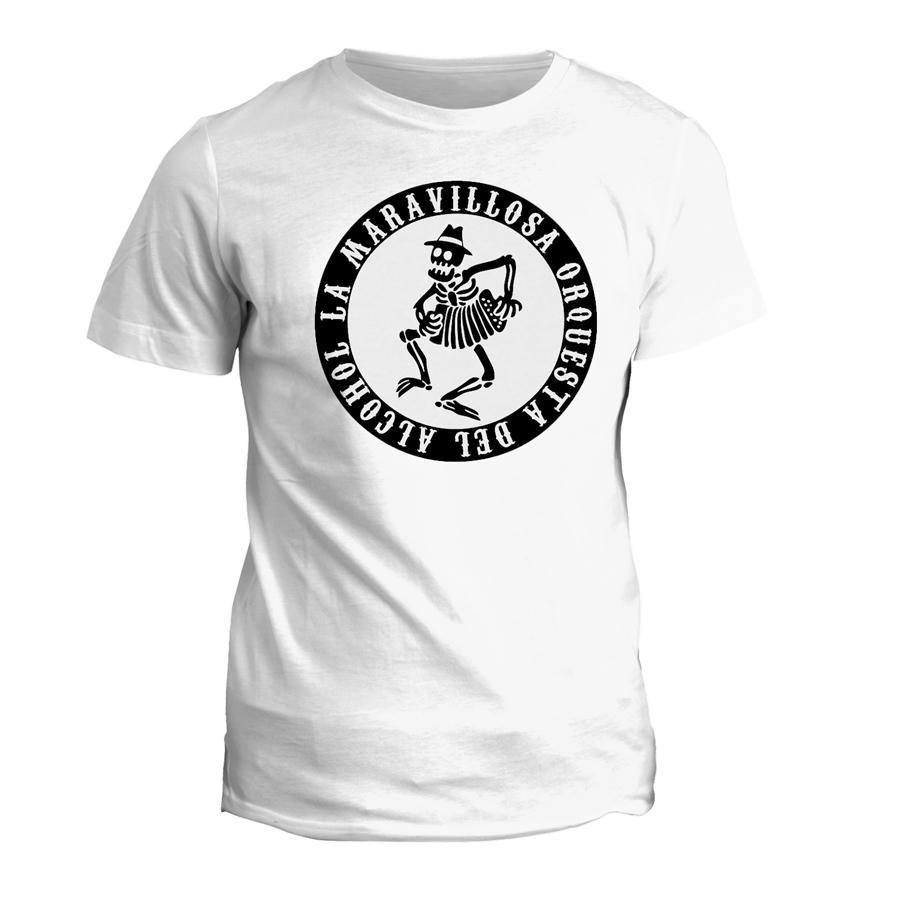 8e0219464680f Camiseta Niño Logo Blanca - La M.O.D.A.